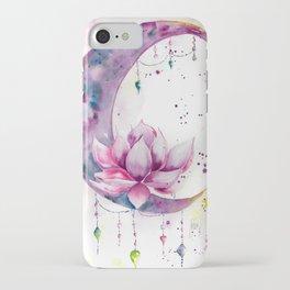 Shavasana iPhone Case