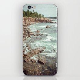 Swirling Sea iPhone Skin