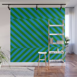 Abstraction_LINES_ILLUSION_02 Wall Mural