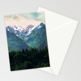 Escaping from woodland heights I Stationery Cards
