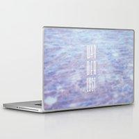 wanderlust Laptop & iPad Skins featuring Wanderlust by nessieness