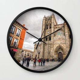 Avila Wall Clock