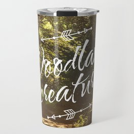Woodland creature Travel Mug