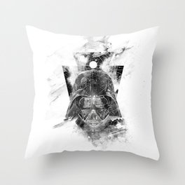 Start War Throw Pillow