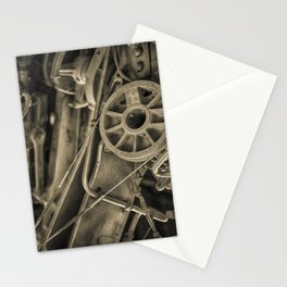 Landing Mechanisms Stationery Cards