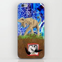 Digging Up the Girl, Growing the Girl iPhone Skin