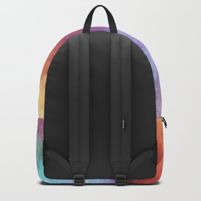 Pattern 8 Backpack