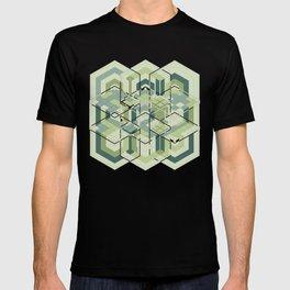 Hexagons #01 T-shirt