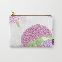Beautiful hydrangeas Carry-All Pouch