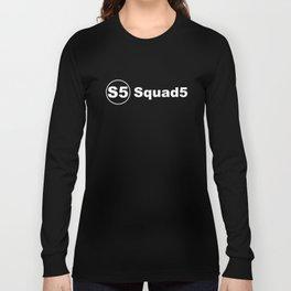 Squad5 Band Logo Long Sleeve T-shirt