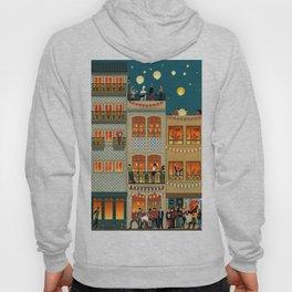 Porto Houses - Portugal Hoody