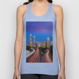 Atlanta 02 - USA Unisex Tank Top