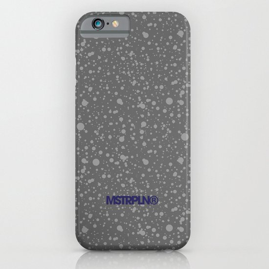 Trail Status / Stone Grey iPhone & iPod Case