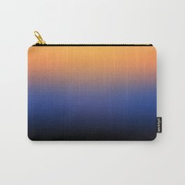 Sunset Gradient 6 Carry-All Pouch