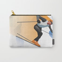 SKIING Carry-All Pouch