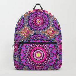 Dia De Los Wild Colors Backpack