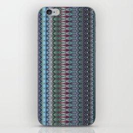 Transitory Waveform iPhone Skin