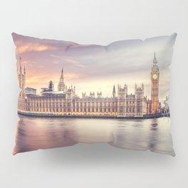 London, England 07 Pillow Sham