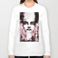 blur Long Sleeve T-shirts featuring BLUR by Ismael Aguilar Bonet