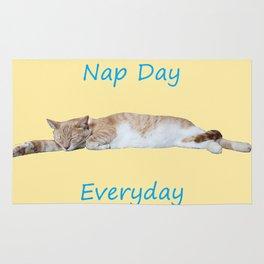 Cat Nap Rug