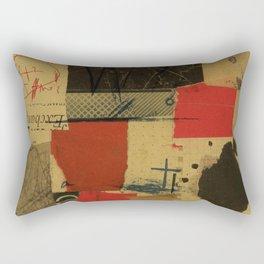tempo proprio 16 Rectangular Pillow