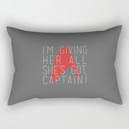 Scotty Rectangular Pillow
