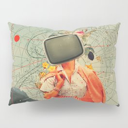 Antarctic Broadcast Pillow Sham