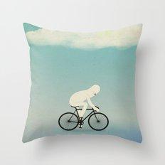 corri_dore Throw Pillow