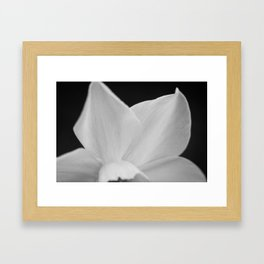Unveiled Framed Art Print