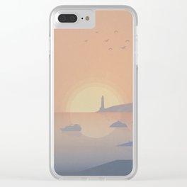 Croatia Clear iPhone Case