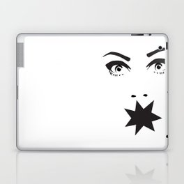 Star Girl Laptop & iPad Skin