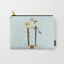 Battlestar couple Carry-All Pouch