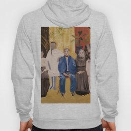 The Faces are Familiar Hoody