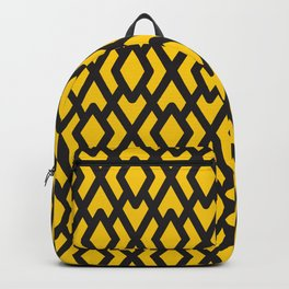 Moroccan Fencing Backpack