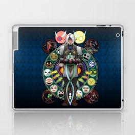 Fierce Deity Link - Majora's Mask Laptop & iPad Skin