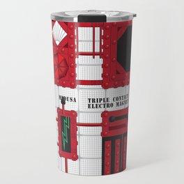 Rocky Horror Control Panel Travel Mug