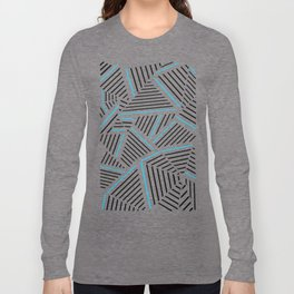 Ab Linear with Electric Long Sleeve T-shirt