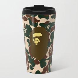 BAPE APE ON GREEN Travel Mug