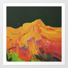 surrf Art Print