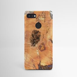 TEXTURES - Manzanita in Drought Conditions #2 Android Case