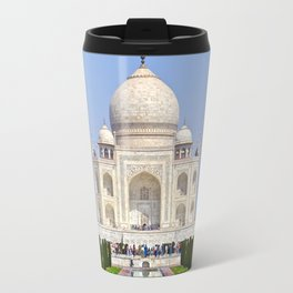 The Taj Mahal India Travel Mug