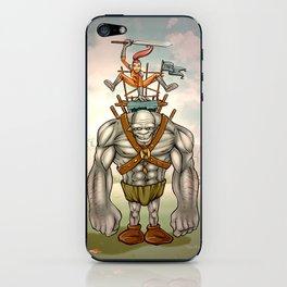 Mounted Giant iPhone Skin