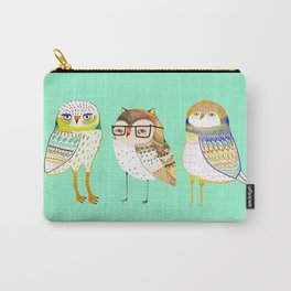 The Cutest owls. Carry-All Pouch