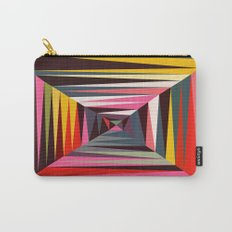 Retro Tunnel Carry-All Pouch