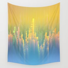 Reversible Space / Imagiary Cities 19-02-17 Wall Tapestry