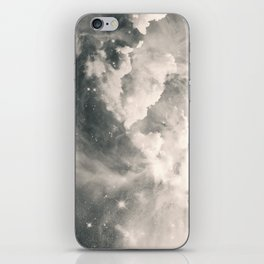 Find Me Among the Stars iPhone Skin