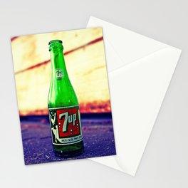 7up nostalgia Stationery Cards