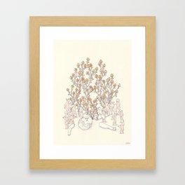 Another Mother - Organization Framed Art Print