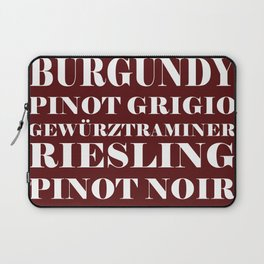 Wine Celebration Laptop Sleeve