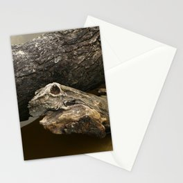 Ghost Snake Stationery Cards